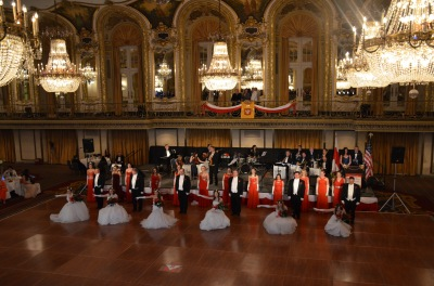 Congratulations to the Debutantes of the 2015 White and Red Ball!